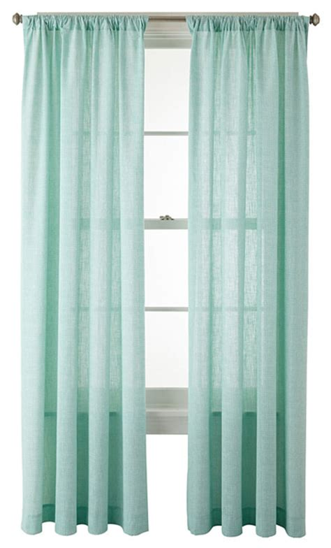pastel sheer curtains window coverings everything turquoise