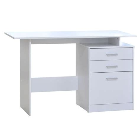 white desk with two file drawers white desk with file drawers