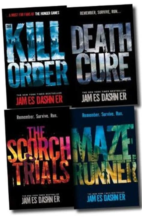 the cure tie in edition maze runner book three the maze runner series books maze runner trilogy collection dashner 4 books set