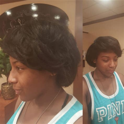 all natural hair salons nj strighten cut and style on natural hair yelp