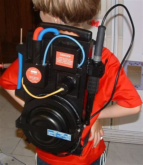 Diy Proton Pack by 15 Ghostbusters Proton Pack Ghost Busters