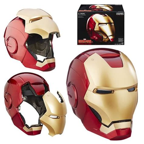 Iron Marvel Legends Hasbro Ironman Marvel Legend marvel legends iron electronic helmet hasbro iron