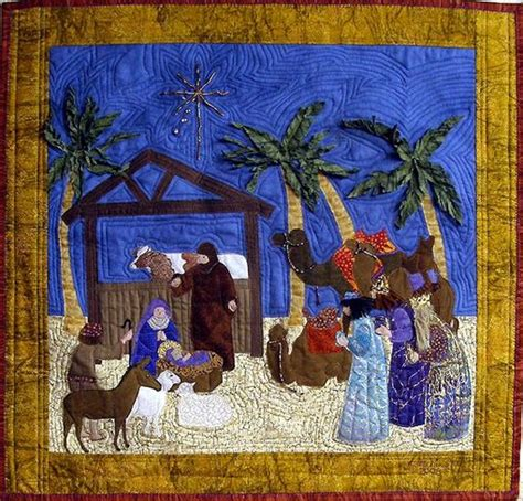 Nativity Quilt Patterns by 140 Best Images About Bible Quilt Blocks On