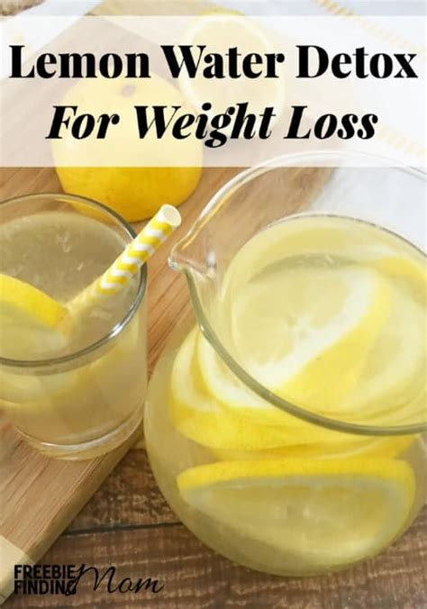 Does Lemon Detox Make You Lose Weight by Drink Lemon Water Weight Loss Tips Revealed