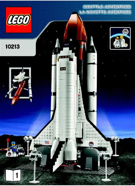 Lego Space Wars Sy310 advanced models lego shuttle adventure 10213 advanced models