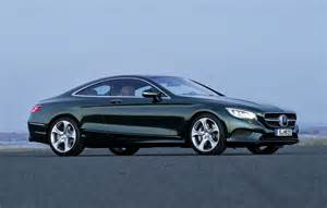 2015 Mercedes S Class Sedan 2015 Mercedes S Class Coupe Details And