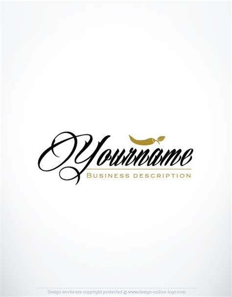 design a restaurant logo online exclusive design online restaurant logo free business card