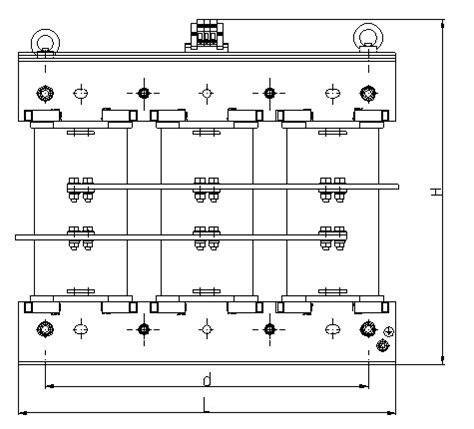 multi phase transformers