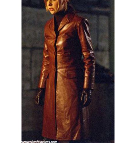 buffy the buffy the slayer buffy summers coat