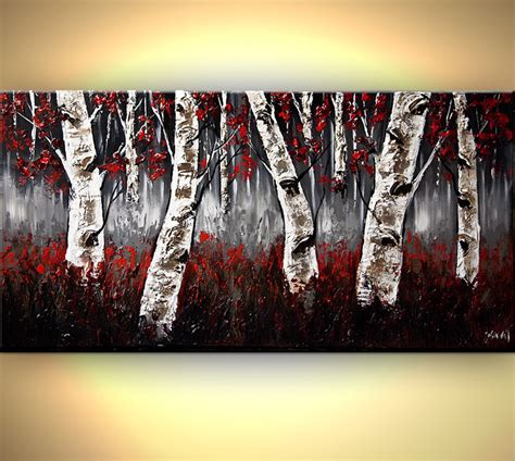 abstract paintings coloring book a different of grayscale coloring books landscape painting birch trees with leaves 6045