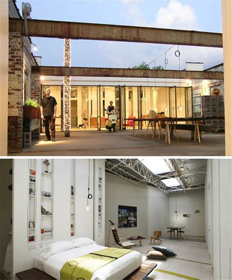 home idea radical remodel warehouse to home renovation project