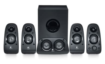 Speaker Computer Performance 5 1 Bhinneka jual logitech 5 1 speaker z506 980 000462 bhinneka