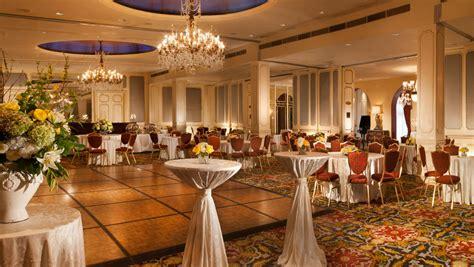 wedding reception venues new new orleans wedding omni royal orleans
