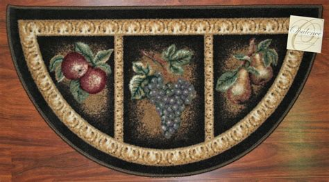 kitchen rugs fruit design fruit kitchen rugs photo 2 kitchen ideas