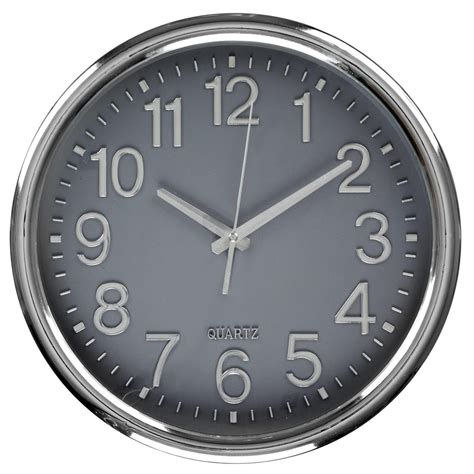 horloge murale sans cadran