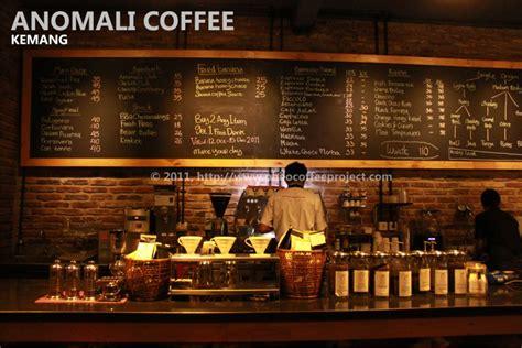 Anomali Coffee anomali coffee kemang