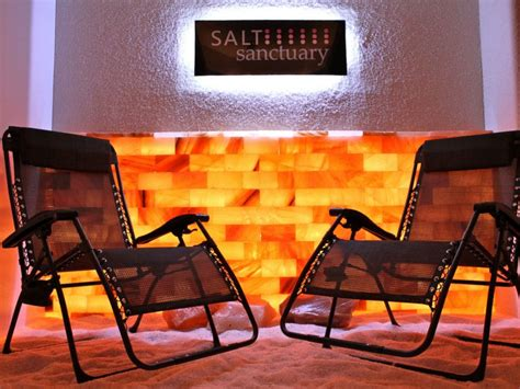 salt room therapy how salt therapy may be the next big thing in pering yourself abc news