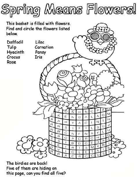 crayola coloring pages flowers spring means flowers crayola com au