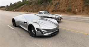 Pictures Of 3 Car Garages 2020 Mercedes Benz Sl Pure Concept By Matthias B 246 Ttcher