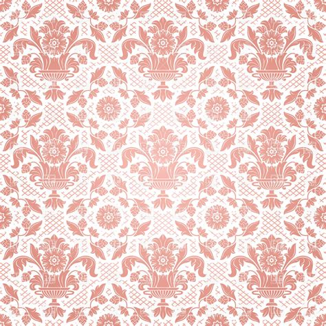 colorful victorian wallpaper seamless pink classic victorian wallpaper royalty free