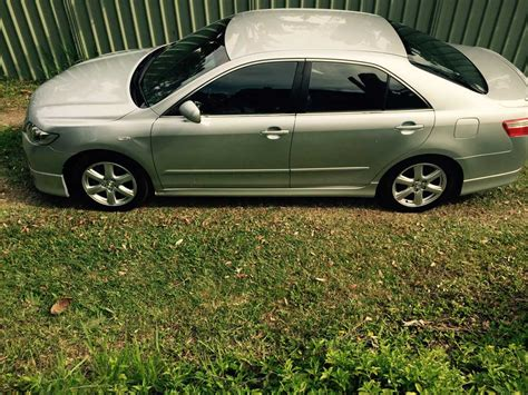 2007 Toyota Camry Sport by 2007 Toyota Camry Sportivo Automatic Silver Used Vehicle