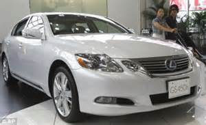 Toyota Lexus Gs450h Toyota Hit By New Setback As Lexus Models Suffer Engine