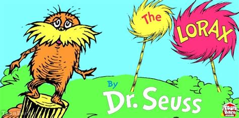 the lorax pictures from book thoughts and rantings review dr seuss s the lorax