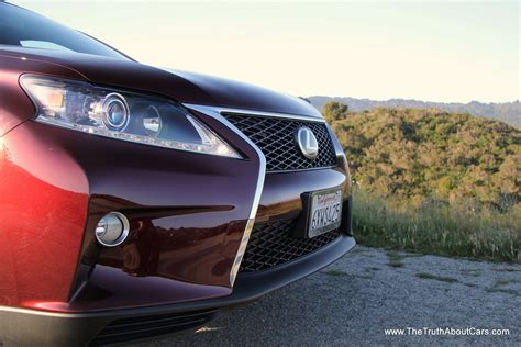 lexus sports car 2013 review 2013 lexus rx 350 f sport video the truth