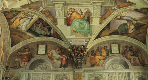 art of the sistine chapel