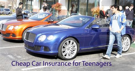 Cheap Car Insurance For Teenagers   Best Car Insurance Prices
