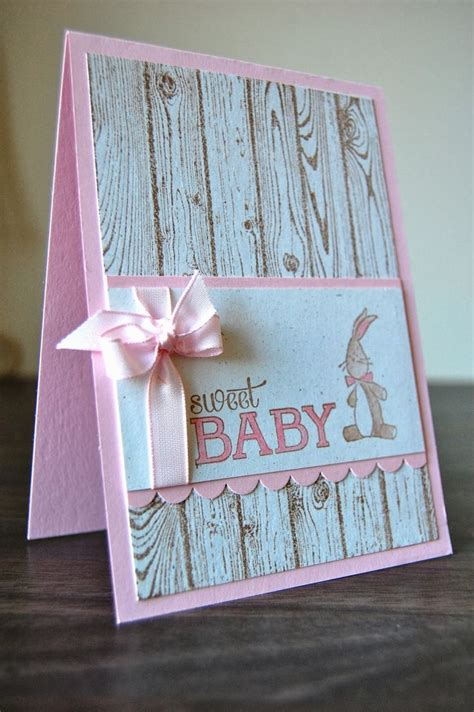 Baby Shower Cards To Make by Best 25 Handmade Baby Cards Ideas On Baby