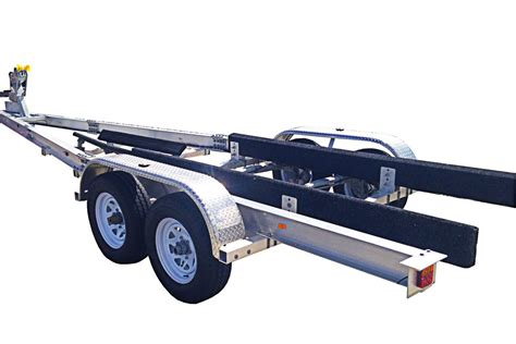 used boat trailers for sale brisbane 4 5 ton alloy trailer dual axle qld for sale boat