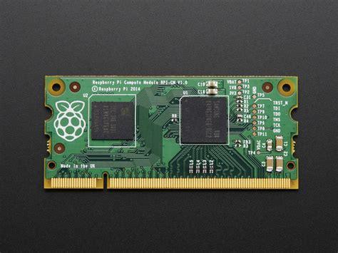 raspberry pi module raspberry pi compute module id 2231 39 95 adafruit