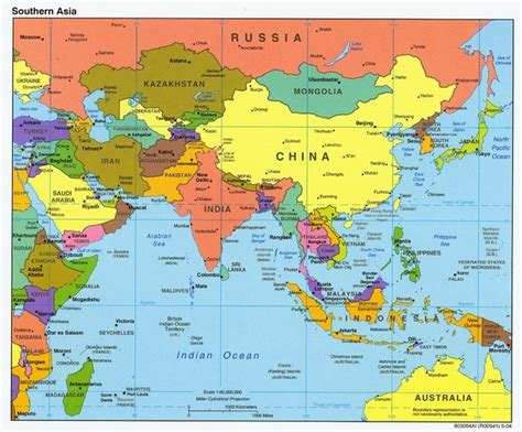 map of southern asia southern asia map southern asia mappery