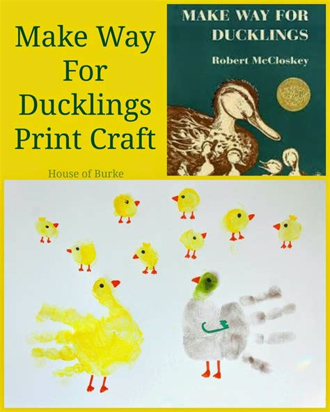 make way for ducklingsabran 114 best images about kid hand prints w paint on print handprint art and hand prints