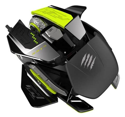 Mad Catz Pc Mcz R A T 9 Mouse mad catz ships the r a t prox gaming mouse