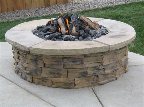 best 25 diy gas fire pit ideas on pinterest firepit