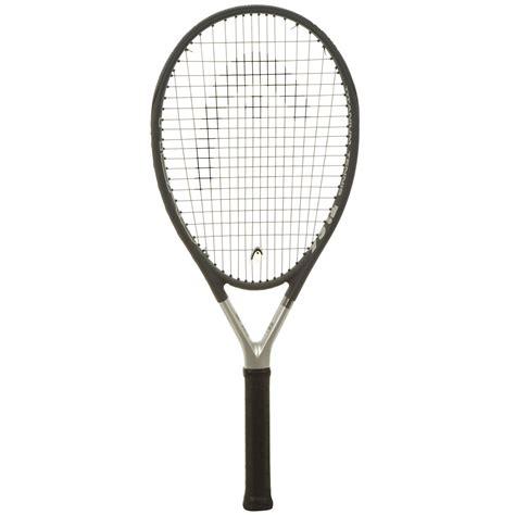 Raket Titanium Titanium Ti S6 Tennis Racket Raquet Black Grey