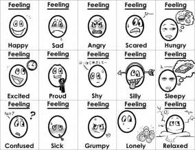 feelings coloring pages emotions and feelings coloring pages and print