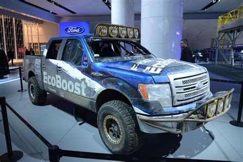 ford baja ford s new 2 7 ecoboost engine arrives in detroit in baja
