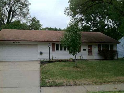 houses for sale in topeka ks 4004 sw 28th st topeka kansas 66614 bank foreclosure info reo properties and bank