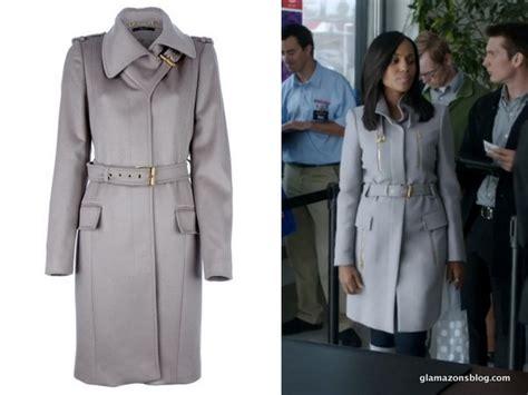 Pope Wardrobe Grey Coat by Fashion Pope Gucci Coat