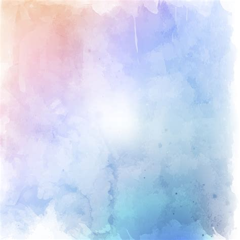 colorful watercolor texture vector free