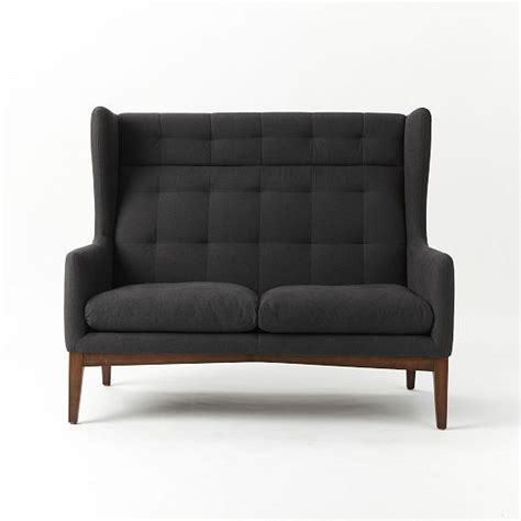 settee west elm james harrison settee west elm stuff for my happy