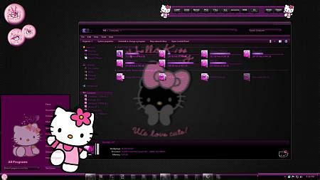 hello kitty themes for windows 10 free download windows 7 hello kitty theme