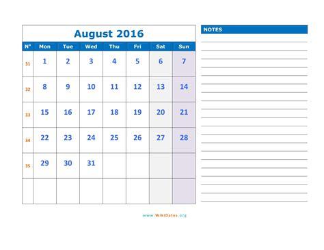 printable week numbers 2016 calendar by week number 2016 calendar template 2016