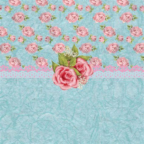 pink rose pattern vintage elegant pink roses pattern digital art by debra miller