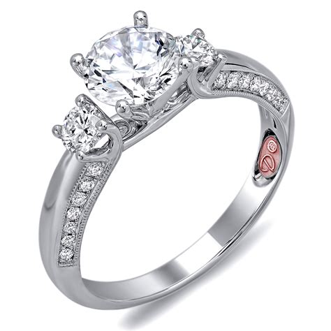 White Gold Jewellery by White Gold Bridal Jewelry Demarco Bridal Jewelry