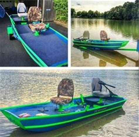 cool jon boat ideas boats boat restoration and boating on pinterest