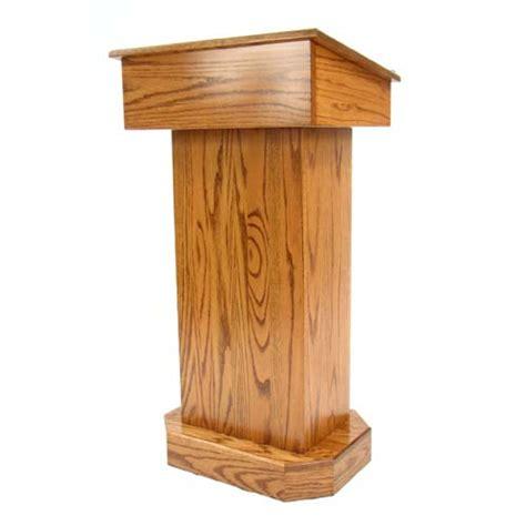 podium plans woodworking woodwork build wood podium pdf plans